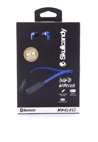 SkullCandy blue Ink'd Wireless Wearables SK811AC0KBHMPH_1