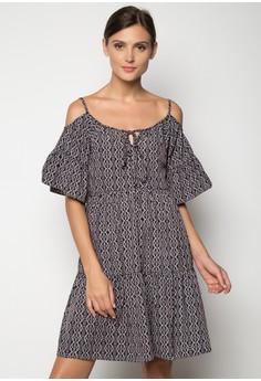 Love Spell Off Shoulder Dress