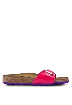 5fe74d2a2b936e Birkenstock pink Madrid Patent Sandals F0B68SH6E3FBDDGS 1