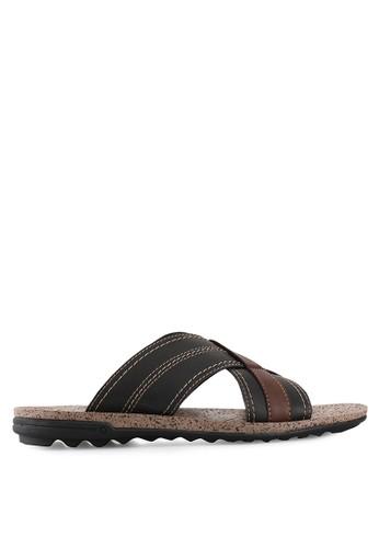 Watchout! Shoes black Sandals Casual WA021SH91DJWID_1