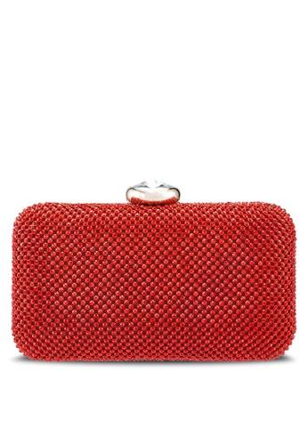 Papillon Clutch red Diamante Box Clutch 3741FAC1392F7EGS_1