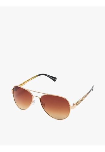 PAYLESS brown Payless Minicci Leo Aviator - GOLD_12 - BROWN 925B8GLDBD6C8DGS_1