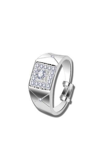 SC Tom Silver silver Child Stone Ring-TRSC032 SC872AC45XZQPH_1