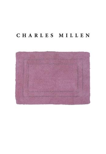 Charles Millen SET OF 2 Charles Millen Suite Matrice Tufted Bath Rug ( 40cm x 60cm )360g 23BAFHLF8A1DAEGS_1