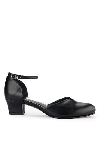 ELLE black Ladies Shoes 40107Za 89D7FSH8D92B32GS_1