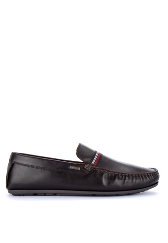 Tommy Hilfiger brown ANDREW 7A Loafers & Moccasins 6C7D1SH8B14927GS_1