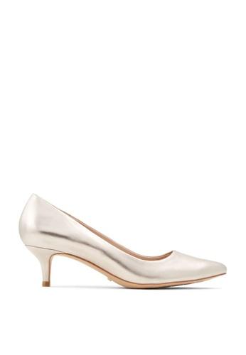 ALDO silver Sieriaflex Heels A2943SH3C1BCAAGS_1