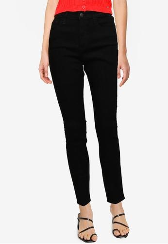 Hollister black High Rise Super Skinny Jeans B0020AAF311DA9GS_1