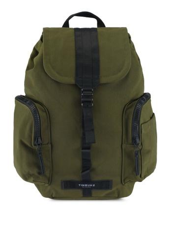 TimBuk2 brown Lug Knapsack Backpack FD93BACECCE481GS_1