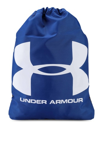 Under Armour blue Ozsee Sackpack EAC39AC1495CC1GS_1