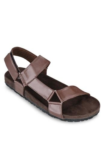 Trianglzalora 包包 ptte Loop Strap Sandals, 鞋, 鞋