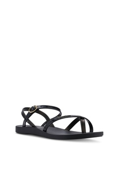 427404cbf716f3 Sizes 7 8 · Ipanema black Ipanema Bossa Soft Sandal ...