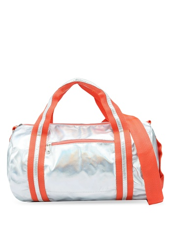 LC Waikiki silver Girl's Bright Sports Bag 2A27BKC1CF999CGS_1