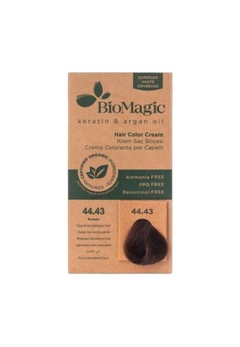 BioMagic BioMagic Organic Hair Color Deep Brown Mahogany Gold (44.43) 5D558BEC685AD7GS_1