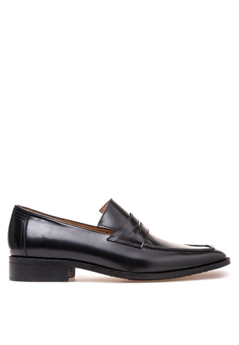 Bristol Shoes black Mason  Penny Loafer BR842SH49KDAPH_1