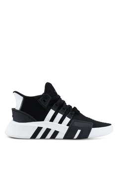 brand new d2611 443f8 adidas black EQT Bask ADV 8FA18SH86A8911GS 1