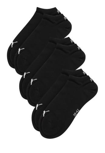 Puma black Puma Unisex Sneaker Plain 3P Apac PU245AC0WD55ID_1