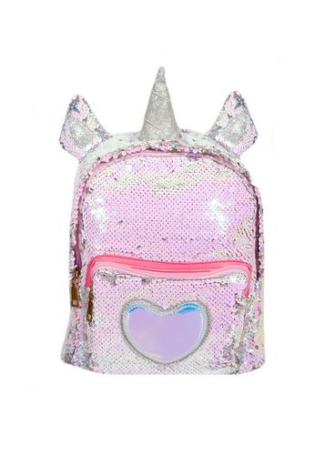 Adkidz pink ADKIDZ Unicorn Flip Sequin Backpack 87D4DKC2BC40F1GS_1