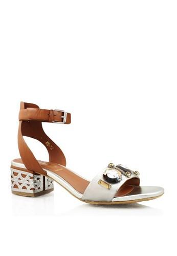 Rotelli silver Sandal Heels RO968SH06XGNID_1