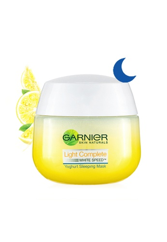 Garnier Garnier Light Complete Yogurt Sleeping Mask 5BC78BEBB82392GS_1