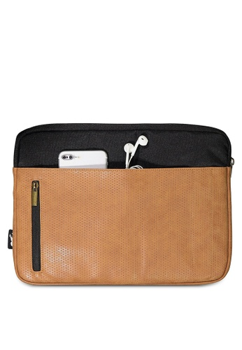 Typo brown Take Charge 13 Inch Laptop Cover 37484ACE4B2F3BGS_1
