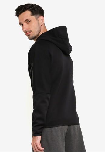 Jual Nike Tech Fleece Full Zip Hoodie Wr Original Zalora Indonesia