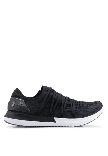 Under Armour black UA Speedform Slingshot 2 Shoes 25950SH5FA462BGS_1