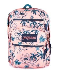 34ffd0157e53 Jansport pink Big Student Backpack 8274BACD1BE52EGS 1