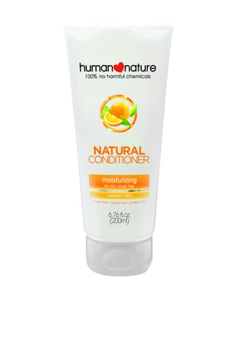 Human Nature n/a Mandarin Fresh Moisturizing Conditioner 200ML HU123BE94HCJPH_1