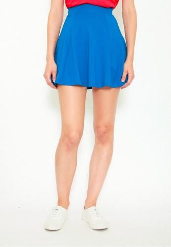 DENIZEN blue Denizen Women  Flare Skirt Strong Blue DZ-56017-0773 CDA00AA8A75B0BGS_1