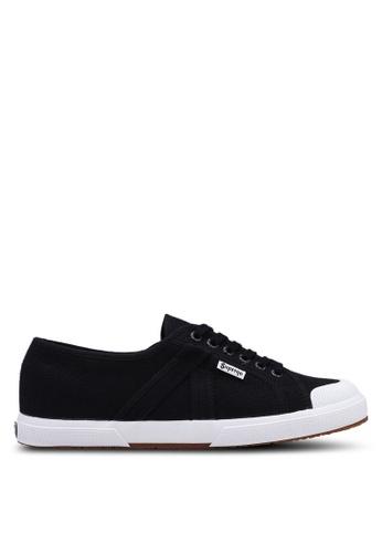 Superga black Plus Cotu Sneakers 99EF8SHCB6F70EGS_1