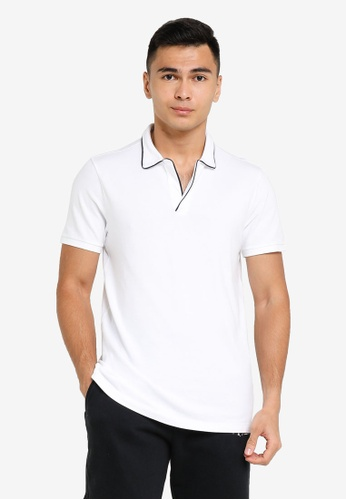ABERCROMBIE & FITCH multi Resort Shop Polo Shirts 9256FAA245B937GS_1