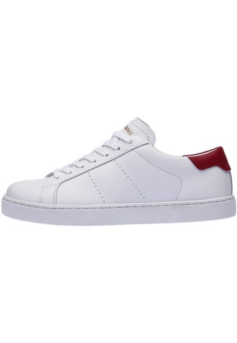 paperplanes Paperplanes-1353 Classic Leather Fashion Sneakers Shoes US Women Size PA110SH40DYTHK_1