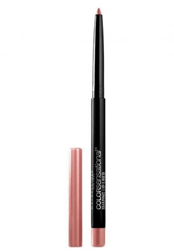 Maybelline Maybelline Color Sensational Lip Liner - Purely Nude DA857BE4AA5A9BGS_1