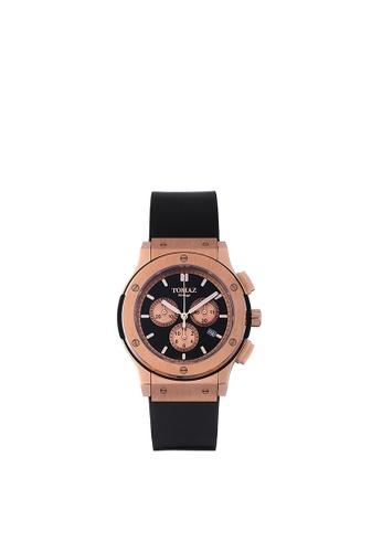 Tomaz Tomaz Men's Watch TQ008A (Rose Gold/Black) 5C6FFAC7B2A9B0GS_1