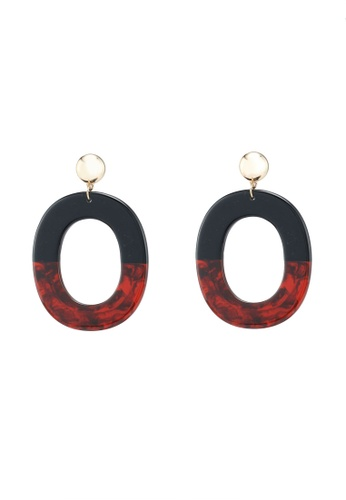 ALDO red Loverralle Earrings 640BAAC187033CGS_1