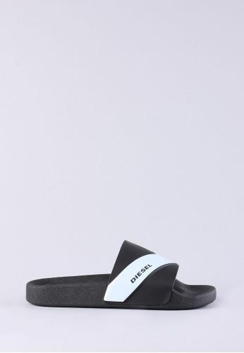 """Diesel black """"A-LOHAA"""" SA-MARAL - sandals CCBFBSH08BC344GS_1"""
