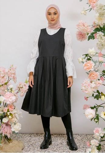 HijabChic black HC x Nada Odysey Black White 01AB8AADB17DF7GS_1