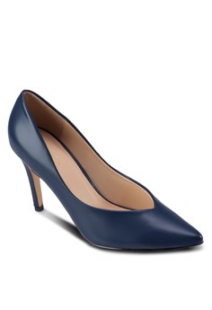 Pointed Heel Pumps