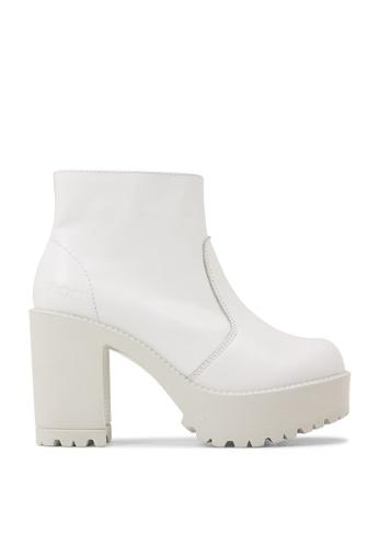 ROC Boots Australia white Gosh White Boots RO289SH0FTLHSG_1