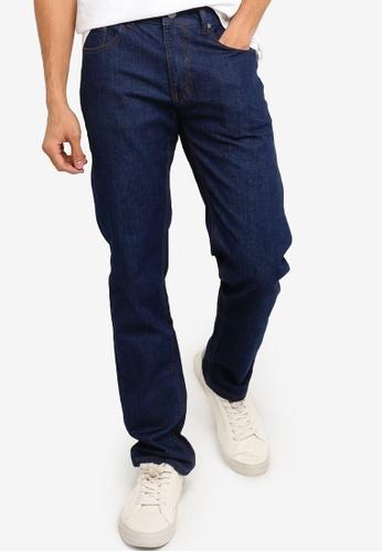 Fidelio 藍色 505 修身經典牛仔褲 8EFF5AAAD78227GS_1