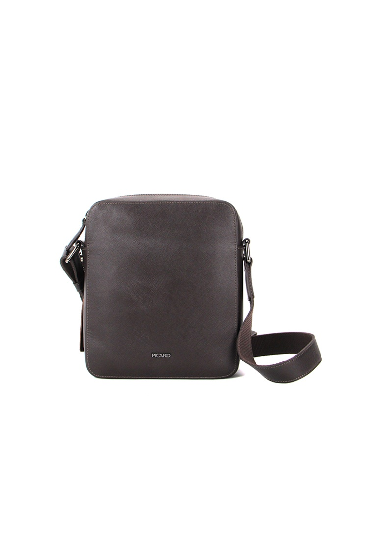 010dcd00ffe Friday Saffiano Picard Sling Bag Cafe Picard Black gYvqAnx in ...