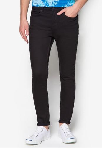 esprit台北門市彈性窄管牛仔長褲, 服飾, 牛仔褲