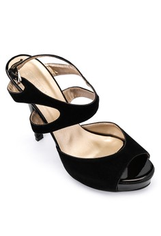 Zenny Heel Sandals