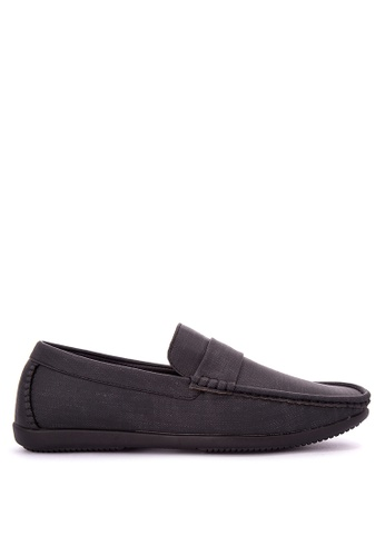 H2Ocean black Nuncio Loafers & Moccasins H2527SH0JW4MPH_1
