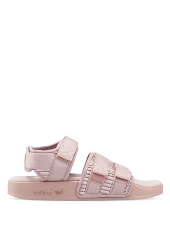 3e83b063a adidas pink adidas Originals Adilette Sandals 2.0 72D37SH376A8EDGS_1
