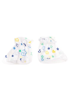 BOOTIES STAR BRIGHT (SET OF 12)
