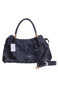 Stylish Shoulder Rivets design Hand Bag