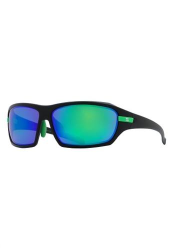 Sorrento black HD Polarized Sunglasses Top Gun #19-G8 6A498GL60AAEC7GS_1
