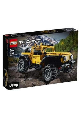 LEGO multi LEGO Technic 42122 Jeep® Wrangler (665 Pieces 571B7TH32B9072GS_1